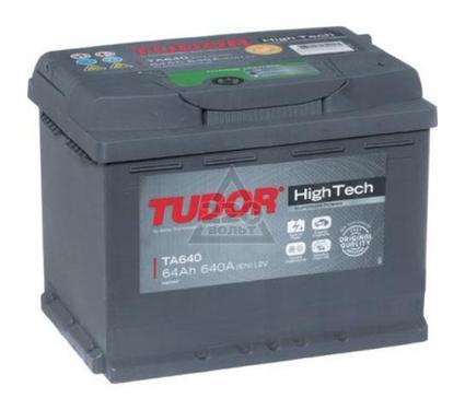 Аккумулятор TUDOR High-Tech TA 640