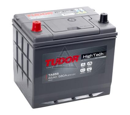 Аккумулятор TUDOR High-Tech TA 654