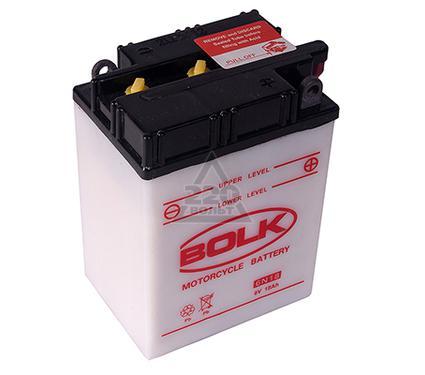 Аккумулятор мотоциклетный BOLK 018012-6N18