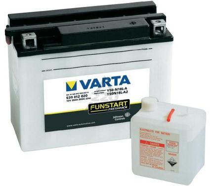 Аккумулятор VARTA 525015
