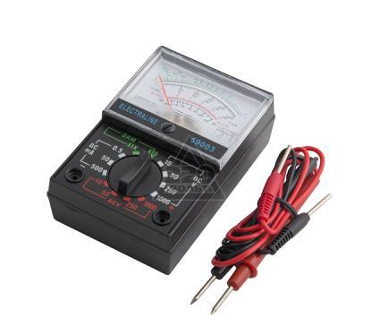 Мультиметр ELECTRALINE 59003