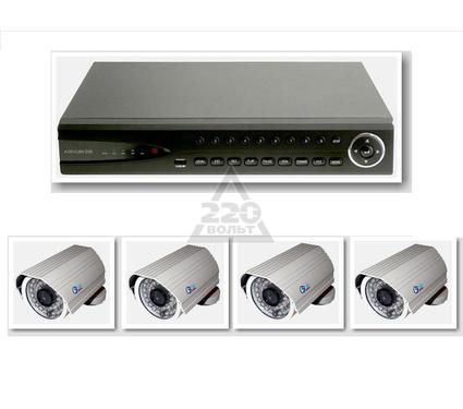 Комплект видеонаблюдения QSTAR 'Дача стандарт''