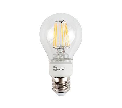 Лампа светодиодная ЭРА F-LED A60-7w-827-E27 (10/50/1200)