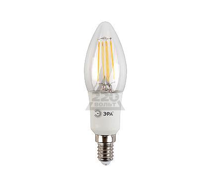 Лампа светодиодная ЭРА F-LED B35-5w-827-E14 (10/50/2100)