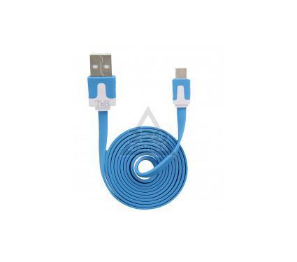 Кабель TnB Blue CBFLAT1BL