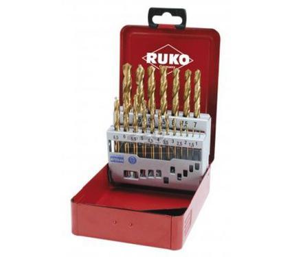 Набор сверл RUKO 214214