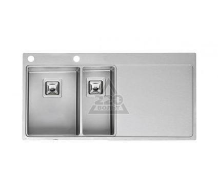 Мойка кухонная REGINOX Nevada 30x18 LUX OKG left(c/box) L