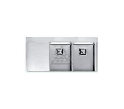 Мойка кухонная REGINOX Nevada 40x30 LUX OKG right (c/box) L