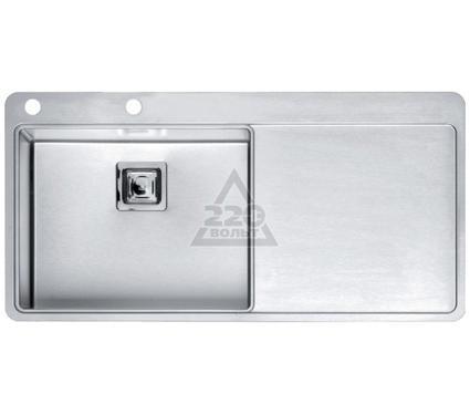 Мойка кухонная REGINOX Nevada 50 LUX OKG left(c/box) L