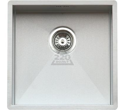 Мойка кухонная REGINOX Ontario 40x40 Cuadrat LUX OKG (c/box) L