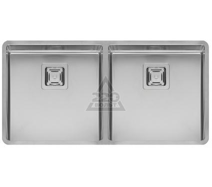 "Мойка кухонная REGINOX Texas 40x40+18x40 LUX 3.5"""