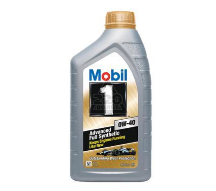 Масло моторное MOBIL 0W-40 (кан1л) (синтетическое)