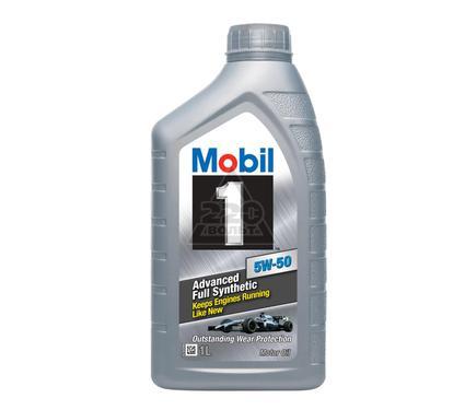 Масло моторное MOBIL 5W-50 (кан1л) (синтетическое)