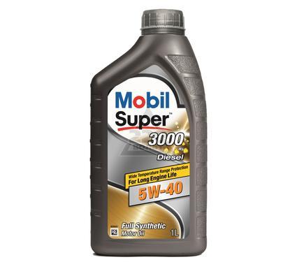 Масло моторное MOBIL SUPER 3000 DIESEL X1 5W-40 (кан1л) (синтетическое)