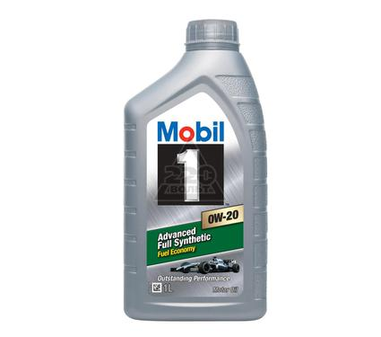 Масло моторное MOBIL 0W-20 (кан1л) (синтетическое)