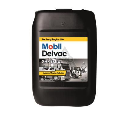 Масло моторное MOBIL Delvac XHP Extra 10W-40 (20л) (синтетическое)