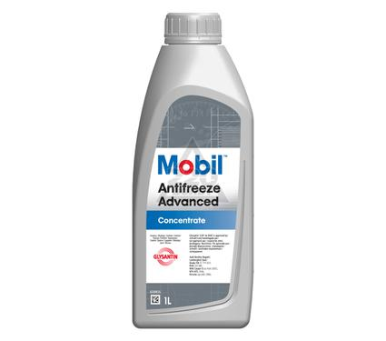 Антифриз MOBIL ANTIFREEZE ADVANCED (кан1л)