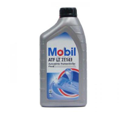 Масло трансмиссионное MOBIL ATF LT 71141 (кан1л) (минеральное)