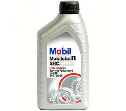 Масло трансмиссионное MOBIL Mobilube 1 SHC 75W-90 (кан1л) (синтетическое)