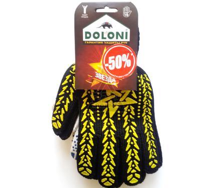 Перчатки трикотажные DOLONI 4226