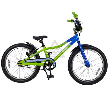 Детский велосипед SCHWINN AEROSTAR, LIME/BLUE