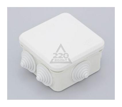 Коробка распаячная ЭЛЕКТРОПРОМПЛАСТ ЭПП 120071