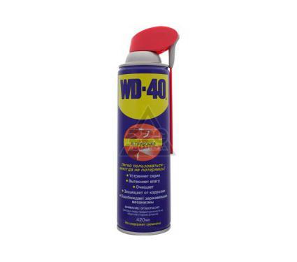 Средство универсальное WD-40 WD-0002/2 420 ML Smart Straw