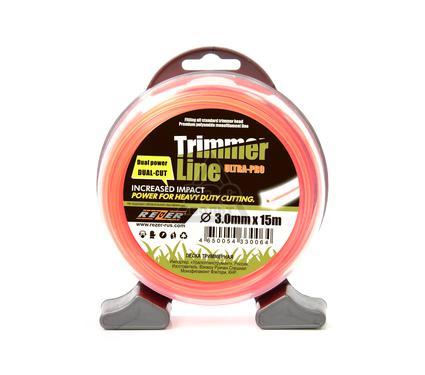 Леска для триммеров REZER ULTRA-PRO «Dual-Cut»
