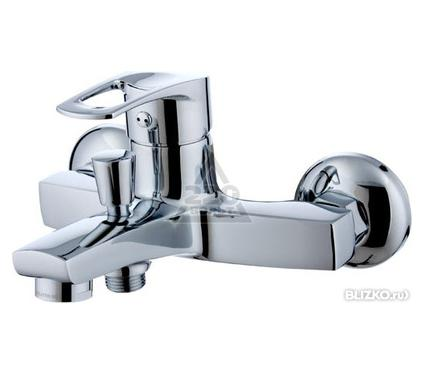 Смеситель для ванны ZENTA Смеситель ZENTA Z1203_R