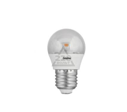 Лампа светодиодная CAMELION LED6.5-G45-CL/845/E27