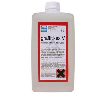 Средство для удаления граффити PRAMOL Graffiti-Ex L (Graffiti-Entferner Flussig)