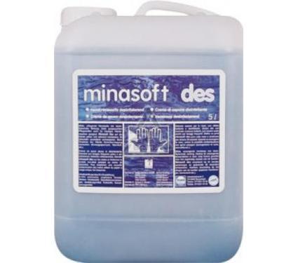 Крем-мыло PRAMOL MINA-SOFT DES 300мл