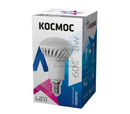 Лампа светодиодная КОСМОС LED R50 8Вт 220В E14 3000К