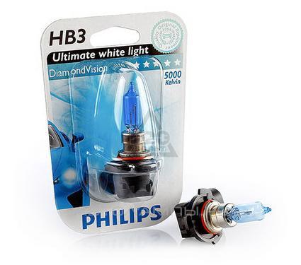 Лампа автомобильная PHILIPS 9005DVB1 (бл.)