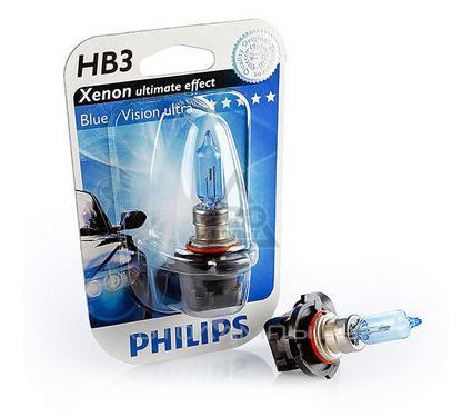 Лампа автомобильная PHILIPS 9005CVB1 (бл.)