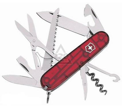 Швейцарский нож VICTORINOX Huntsman красный (1.3713.T)