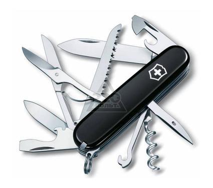 Швейцарский нож VICTORINOX Huntsman черный (1.3713.3)