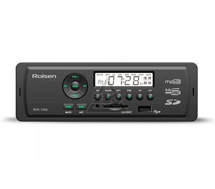 Ресивер MP3 ROLSEN RCR-103G