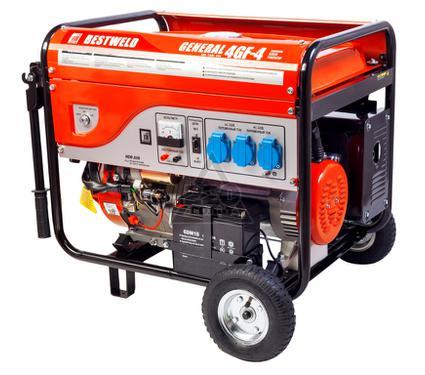 Бензиновый генератор BESTWELD GENERAL 4GF-4