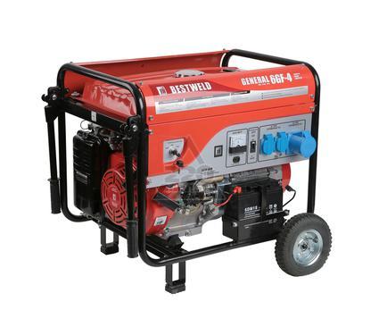 Бензиновый генератор BESTWELD GENERAL 6GF-4