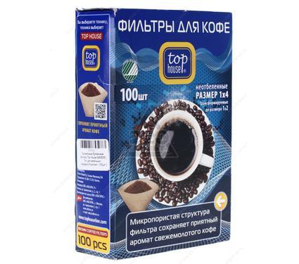 Фильтр для кофеварки TOP HOUSE 390629