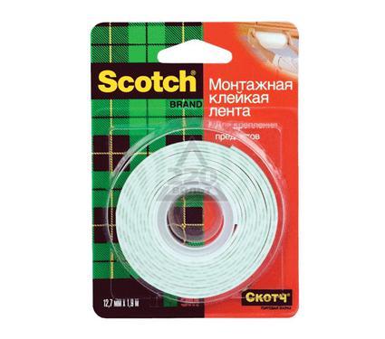 Лента монтажная 3М Scotch 12мм х 1,9м
