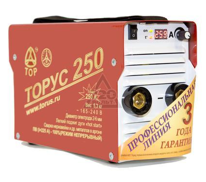 Сварочный аппарат ТОРУС Торус-250 ЭКСТРА+КОМПЛЕКТ