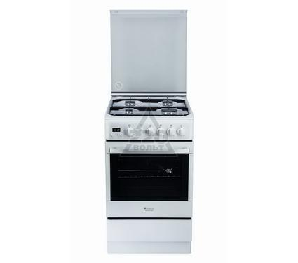 Плита газовая HOTPOINT-ARISTON H5GG5F (W) RU