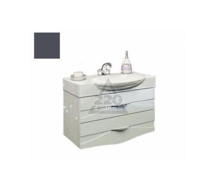 Раковина с тумбой EDELFORM Бруно 76 Signo-Infinity 76 белая
