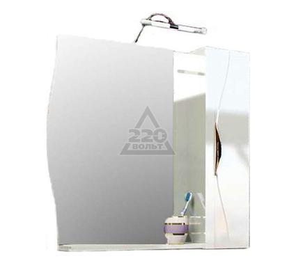 Шкаф с зеркалом EDELFORM Бруно 76 белый