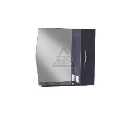 Шкаф с зеркалом EDELFORM Бруно 76 серый