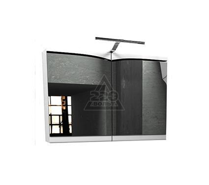 Шкаф с зеркалом EDELFORM Конкорд 100 белый