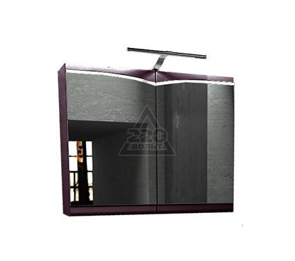 Зеркальный шкаф EDELFORM Конкорд 100 махагон