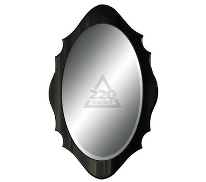 Зеркало EDELFORM Меро 80 черное